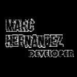 Logo Marc Hernández Developer